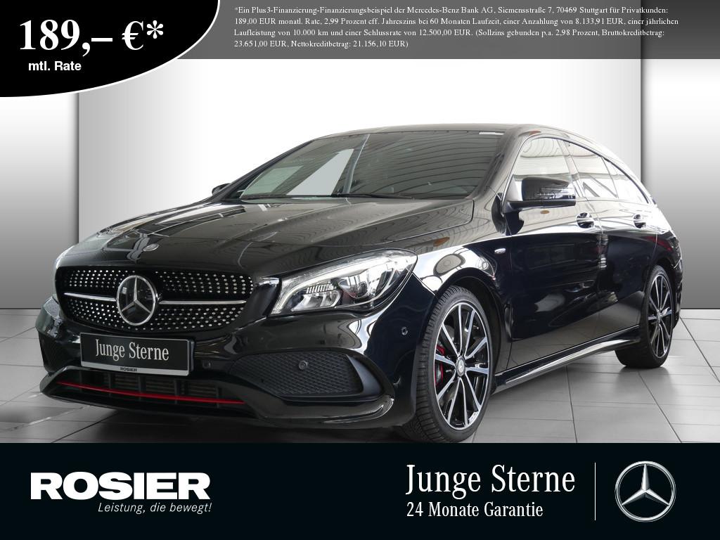 Mercedes-Benz CLA 250 SB 4M Sport, Jahr 2017, Benzin