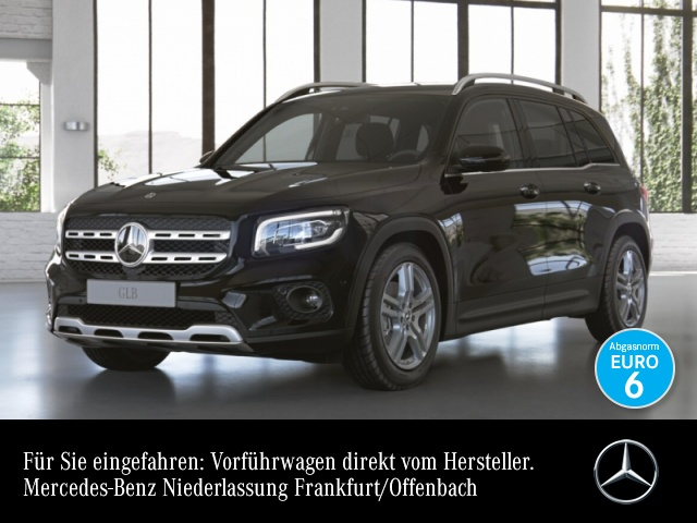 Mercedes-Benz GLB 180 d STYLE+LED+Kamera+Totw+8G, Jahr 2021, Diesel