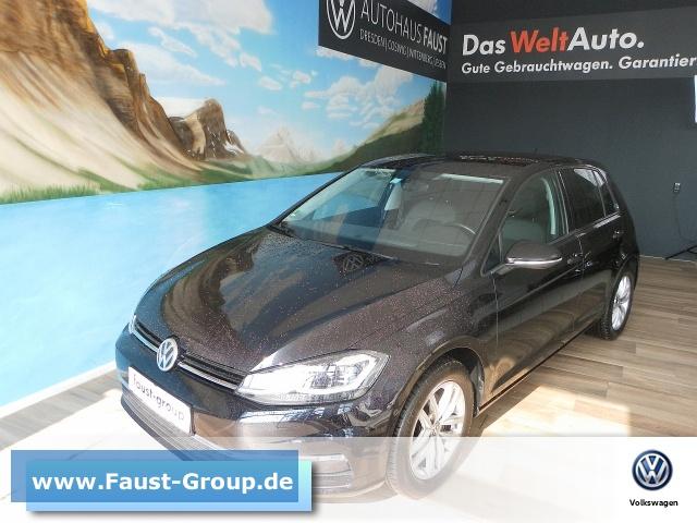 Volkswagen Golf VII Comfortline UPE 33000 EUR LED Climatronic, Jahr 2017, Diesel