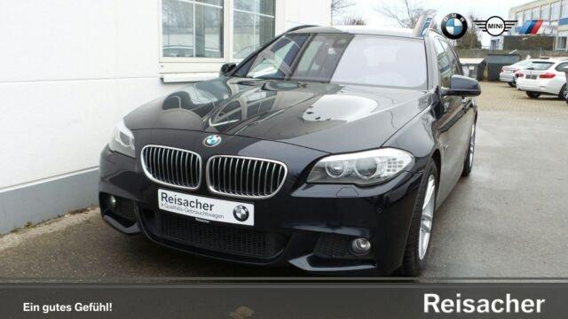 "BMW 520d Touring M-Sportpaket,Navi,HUD,DAB,HiFi,19"", Jahr 2013, diesel"
