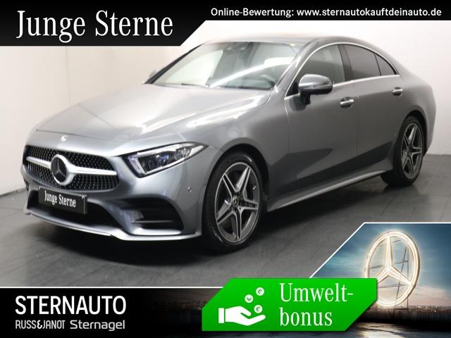 Mercedes-Benz CLS 400 d 4M AMG 4xSitzheizung Multibeam Sound Com, Jahr 2019, diesel
