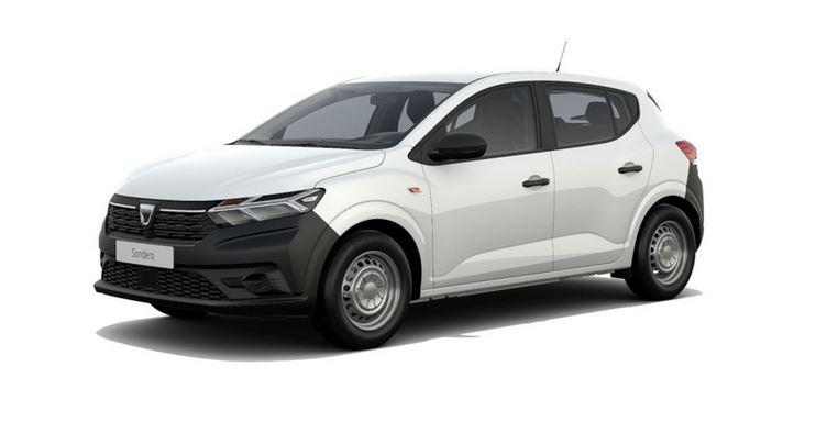 Dacia Sandero finanzieren