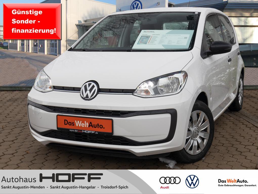 Volkswagen up! take up! 1.0 5-Türen Klima, Jahr 2017, Benzin