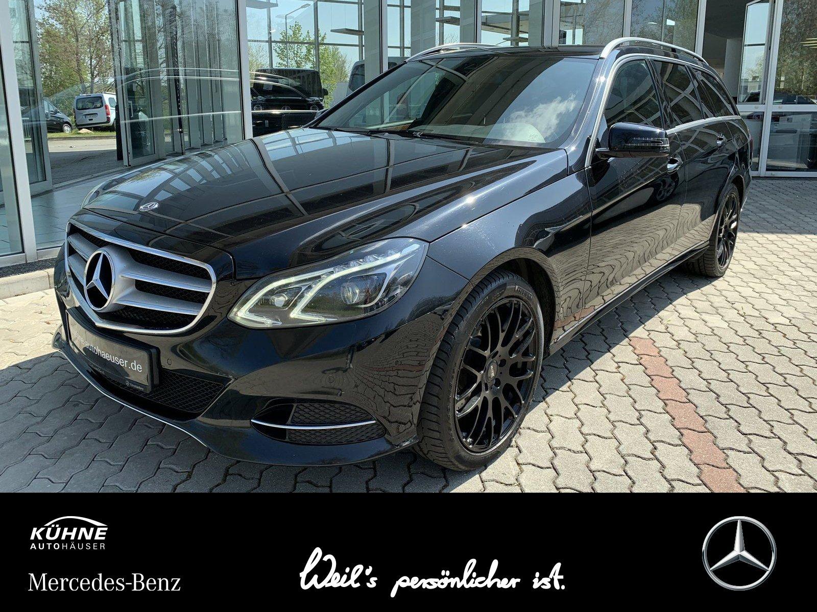 Mercedes-Benz E250T CDI 4M Avantg+Fond-Enter+LED+Standhzg+H&K, Jahr 2013, Diesel