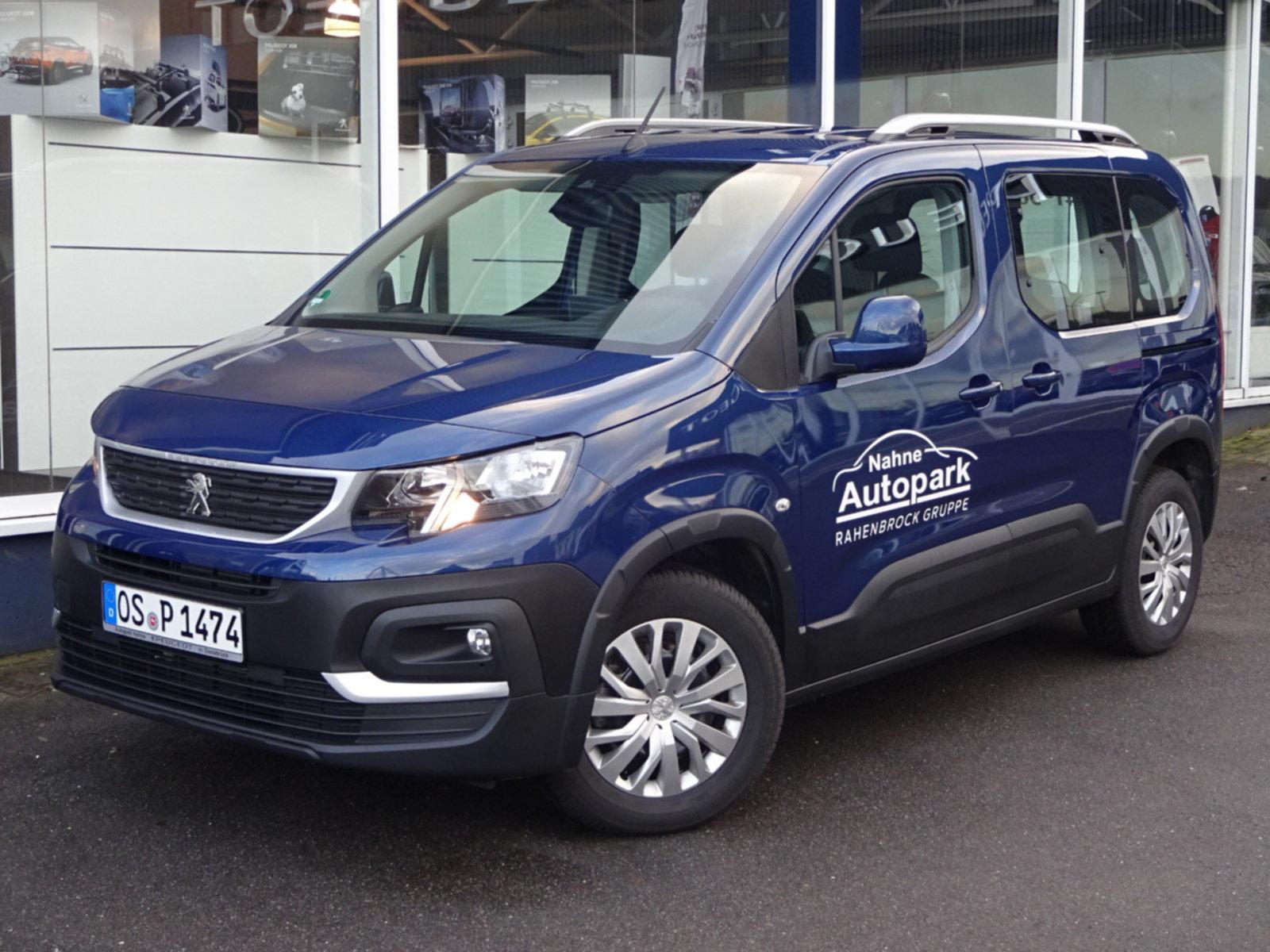 Peugeot Rifter 1.2 PureTech 110 Active L1 EURO 6d-TEMP, Jahr 2019, Benzin
