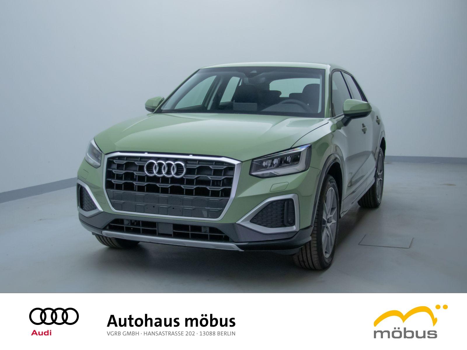 Audi Q2 advanced 35 TFSI S-TRO*LED*NAVI*AVC*RFK*ASI*, Jahr 2021, Benzin