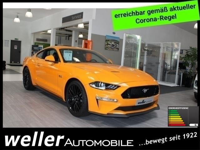 Ford Mustang GT 5.0 V8 Automatik ACC/Premium-Paket2, Jahr 2018, Benzin