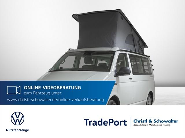Volkswagen T6 California Beach 2.0 TDI Stdhzg. Navi PDC Klima, Jahr 2017, Diesel