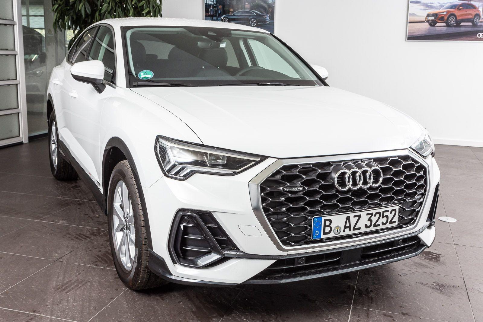 Audi Q3 Sportback 35 TDI quattro S tronic, Jahr 2021, Diesel