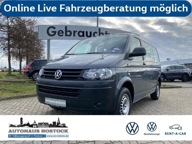 Volkswagen T5 Kombi 2.0 TDI AHK TEMPOMAT, Jahr 2015, Diesel