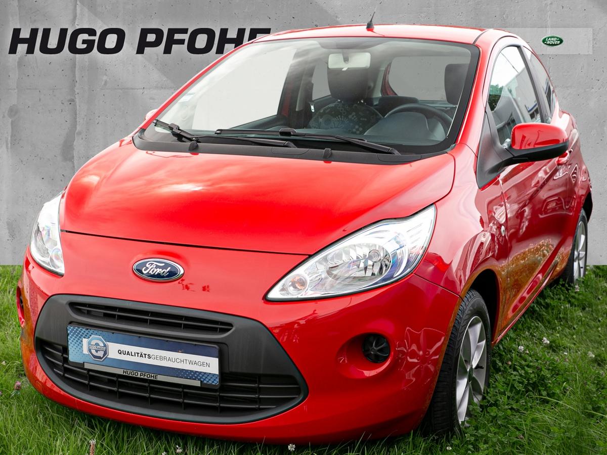 Ford Ka Champions Edition 1.2 Start-Stopp-System, Jahr 2013, Benzin
