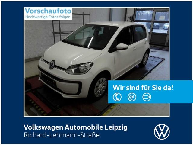 Volkswagen up! move up! 1.0 *Klima*PDC*GRA*, Jahr 2018, Benzin