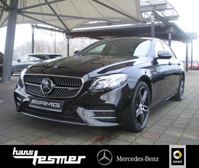 Mercedes-Benz E 53 AMG 4M+ Wides+Panodach+Comand+LED+360°+, Jahr 2019, Benzin