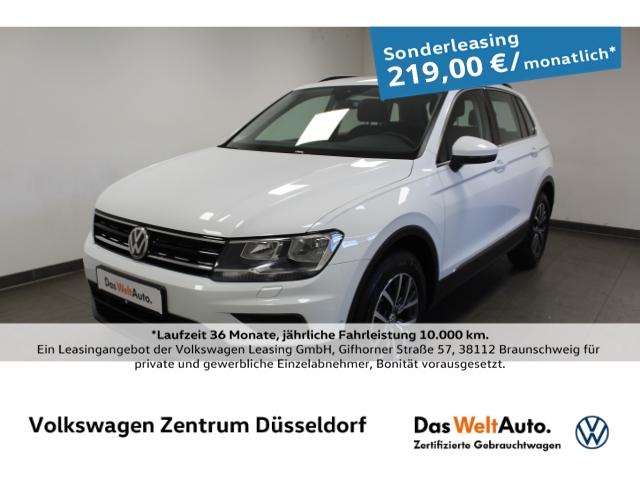 Volkswagen Tiguan Comfortline 1.5 TSI *Kamera*ParkAssist*Alu*, Jahr 2019, Benzin