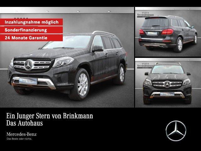 Mercedes-Benz GLS 350 d 4MATIC Comand/SHD/LED/SHZ/Parktronic, Jahr 2016, diesel
