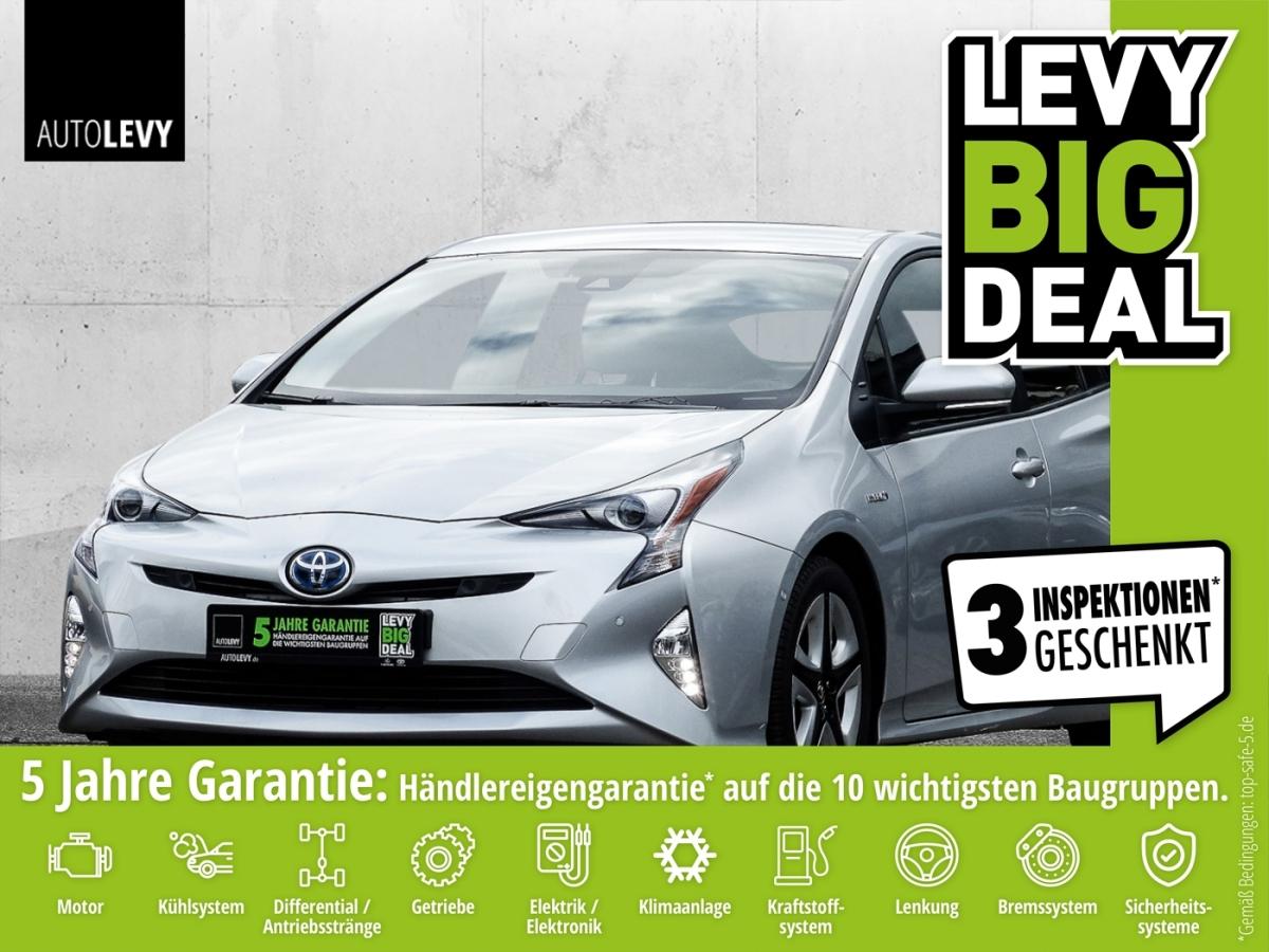Toyota Prius (Hybrid) Comfort HeadUp*Spurh.*LED*SHZ, Jahr 2016, Hybrid