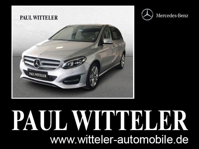 Mercedes-Benz B 200 d Urban/LED/AHK/Rückfahrk./Navi/Spur-Paket, Jahr 2015, Diesel