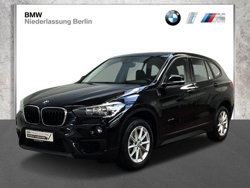 BMW X1 sDrive18i EU6 Navi Klima Sitzheizung PDC, Jahr 2017, Benzin
