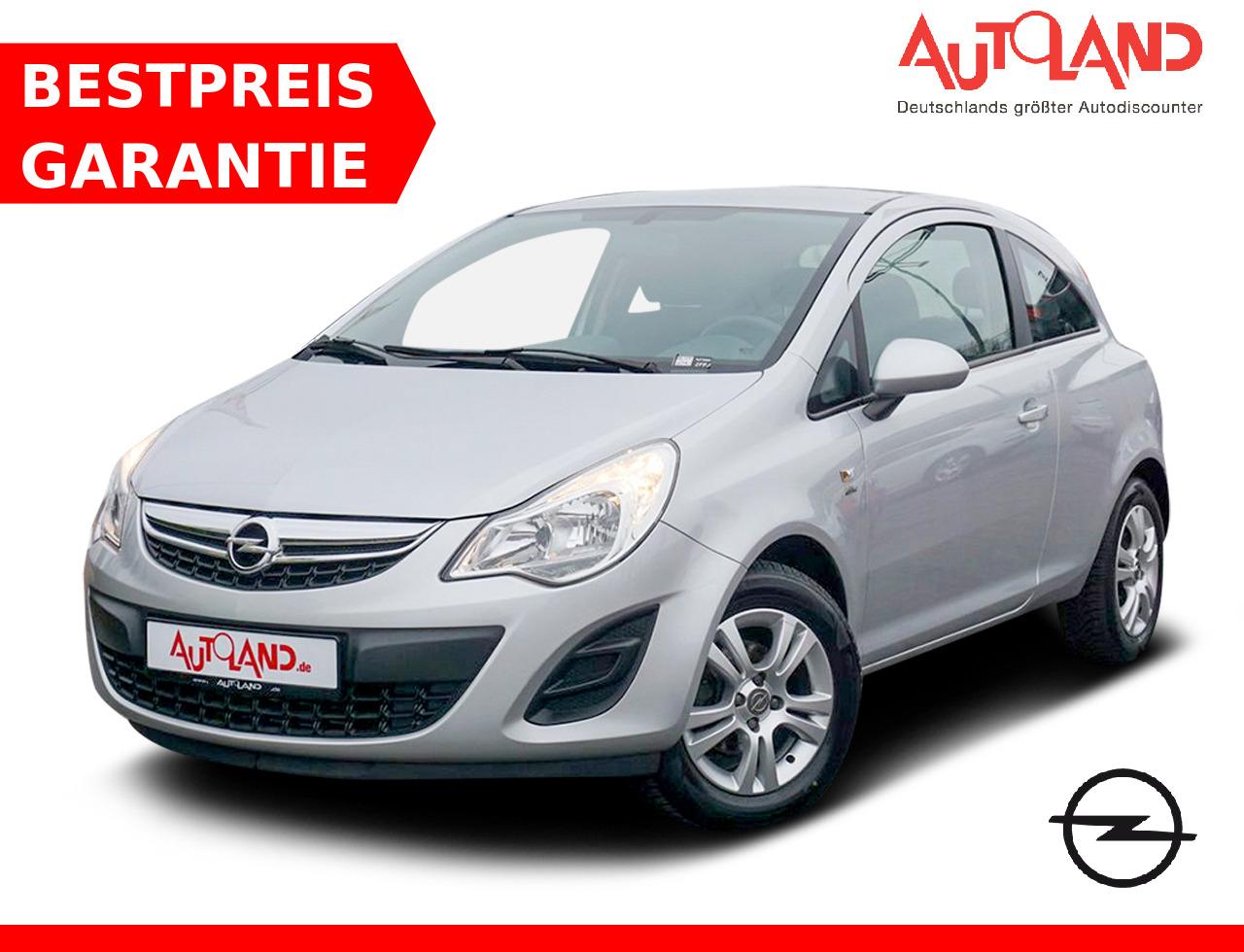 Opel Corsa, Jahr 2013, Diesel