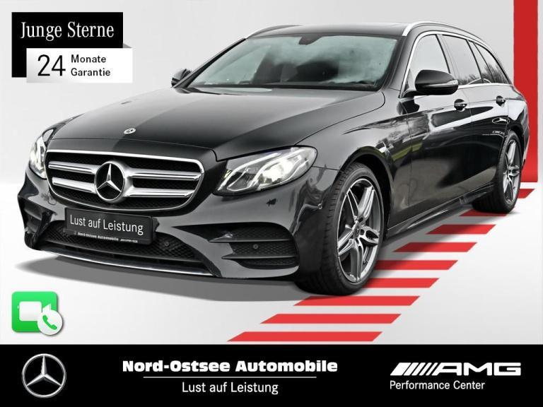 Mercedes-Benz E 200 T AMG LED Navi Kamera Schiebedach SHZ, Jahr 2020, Benzin