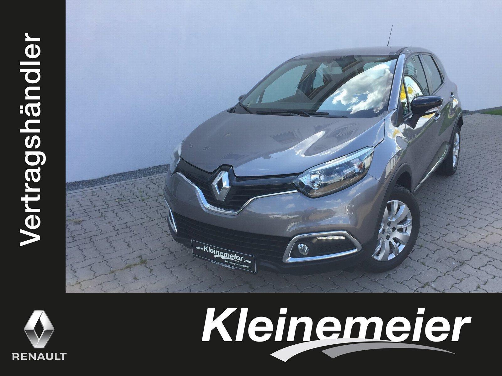 Renault Captur TCe 90 Experience ENERGY*PDC*Klima*, Jahr 2016, Benzin