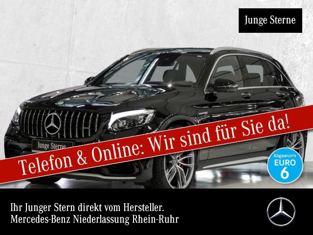 Mercedes-Benz GLC 63 AMG Burmester 360° Perf-AbGas HUD COMAND, Jahr 2018, Benzin