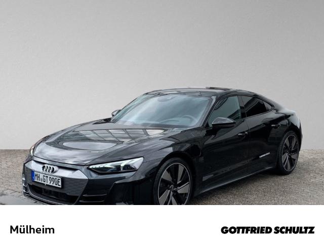 Audi e-tron GT QUATTRO 350 KW Panoramadach Laserlicht sofort lieferbar, Jahr 2021, Elektro