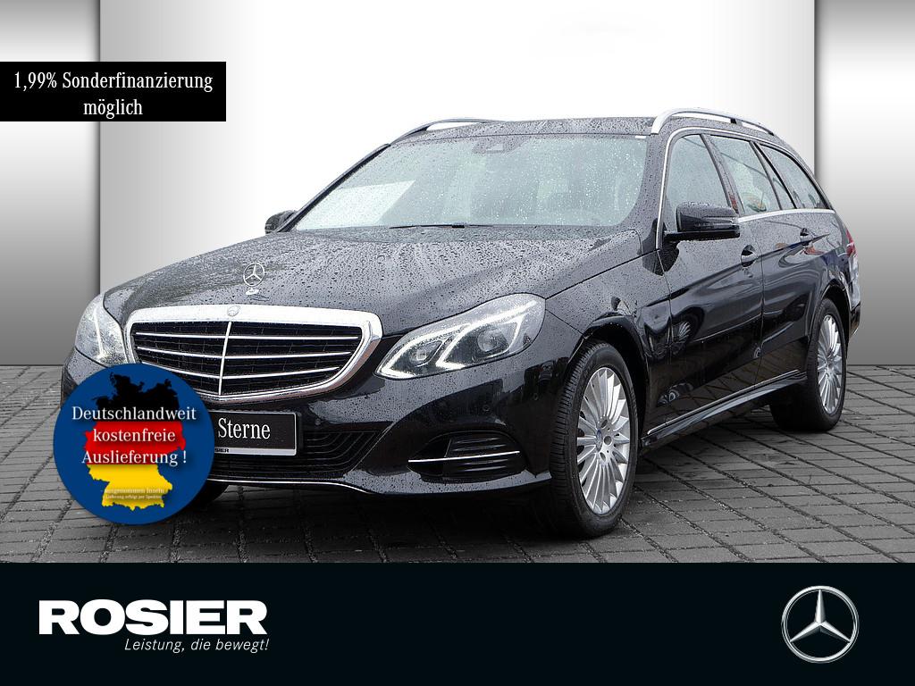 Mercedes-Benz E 220, Jahr 2014, Diesel