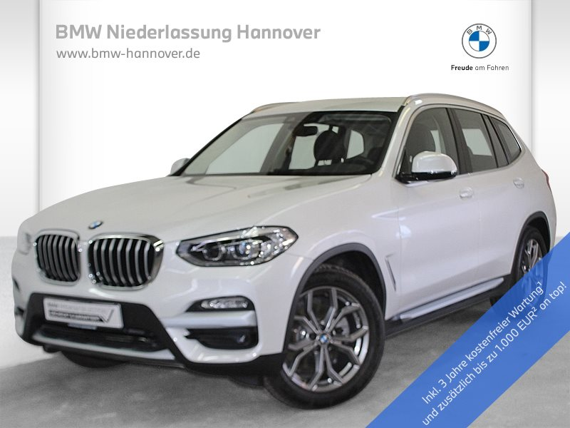 BMW X3 xDrive20d Navi Prof, Jahr 2019, Diesel