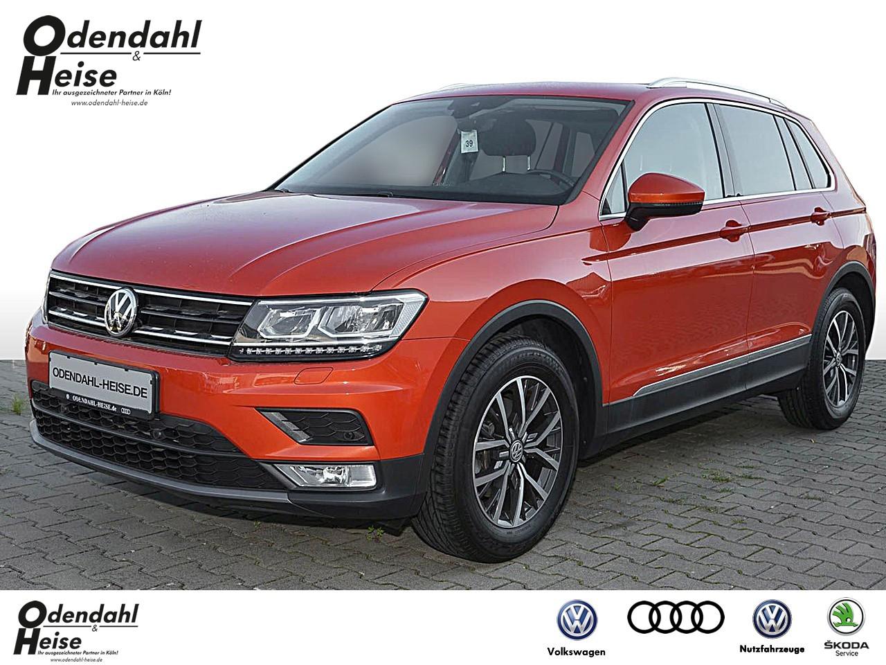 Volkswagen Tiguan Comfortline BMT 1,4 l TSI EU6 Navi, Jahr 2017, Benzin