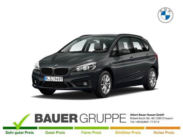 BMW 216 Active Tourer d Advantage Park-Assistent SHZ CD Geschwindigkeitsregelung El. Heckklappe, Jahr 2017, Diesel