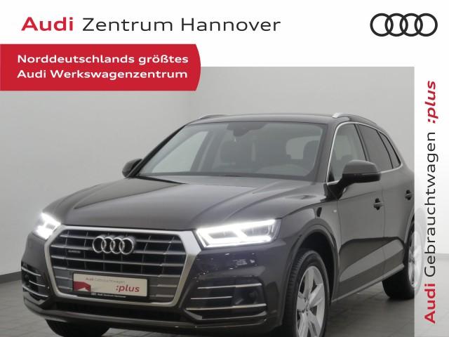 Audi Q5 40 TDI Sport, AHK, B&O, LED, Navi, 19 Zoll, Jahr 2020, Diesel