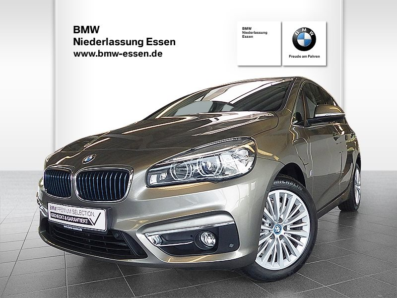 BMW 225 Active Tourer 225xe iPerformance Luxury Line, Jahr 2017, Hybrid