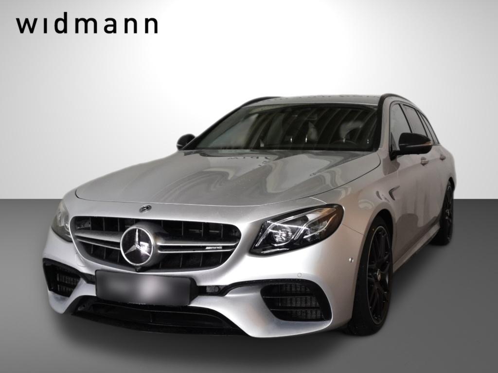 Mercedes-Benz E 63 AMG S 4M+ T *Comand*Sitzklima*HUD*Multibeam, Jahr 2018, Benzin