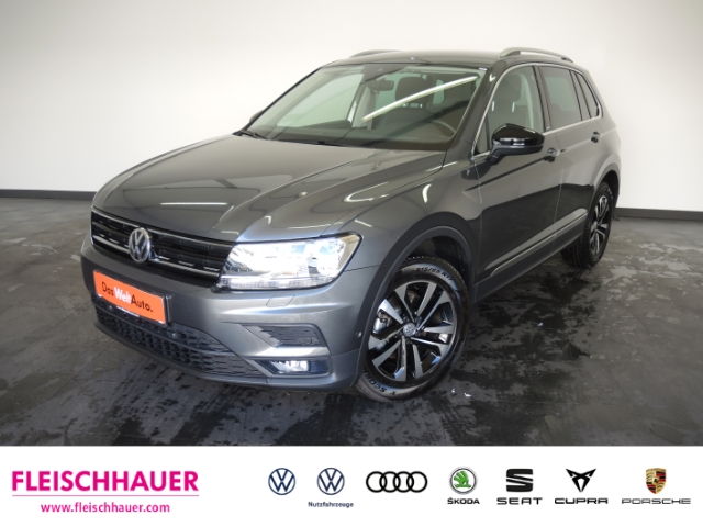 Volkswagen Tiguan IQ.DRIVE 1.5 TSI BMT EU6d-T, Jahr 2019, Benzin