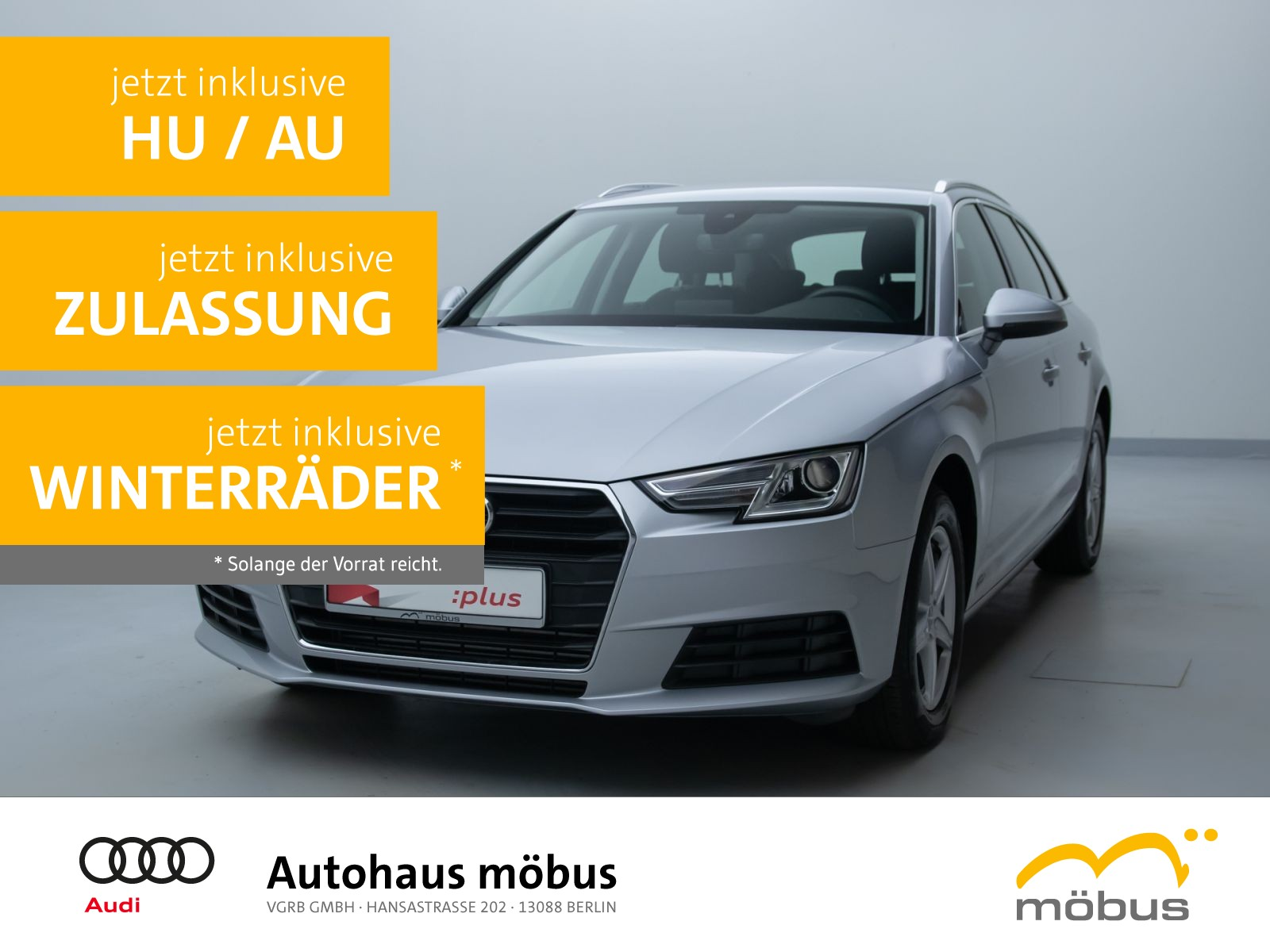 Audi A4 Avant basis 2.0 TFSI g-tron*S-TRO*XEN*SHZ*GRA, Jahr 2018, Gas