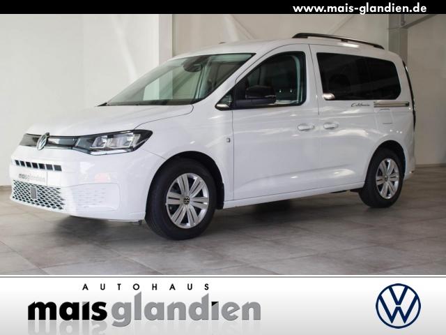 Volkswagen Caddy Caddy California 2.0 TDI Standheizung, Jahr 2021, Diesel