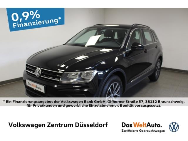 Volkswagen Tiguan Comfortline 1.5 TSI *Kamera*ParkAssist*, Jahr 2020, Benzin