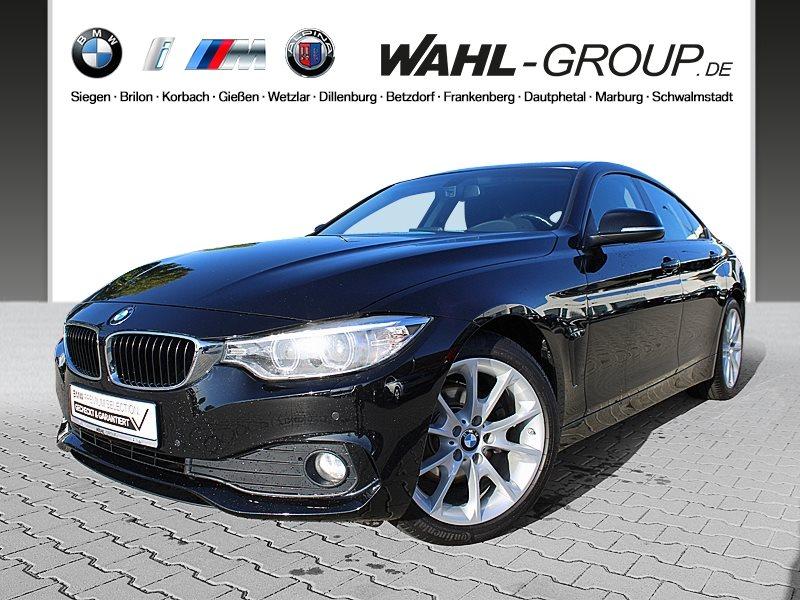 BMW 420d GranCoup,EU6,1Hd,eSitze,18 ,Hifi,Lenkrheiz., Jahr 2016, Diesel