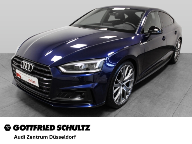 Audi A5 Sportback 50 TDI Quattro S-tronic S-line Garantie bis 22.08.2024 o. 100.000km, Jahr 2019, Diesel