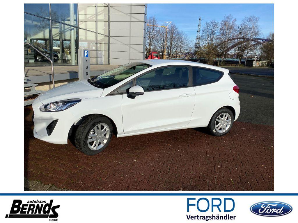 Ford Fiesta 1.1 S&S TREND Ford SYNC 3 + WINTER PKT., Jahr 2020, Benzin