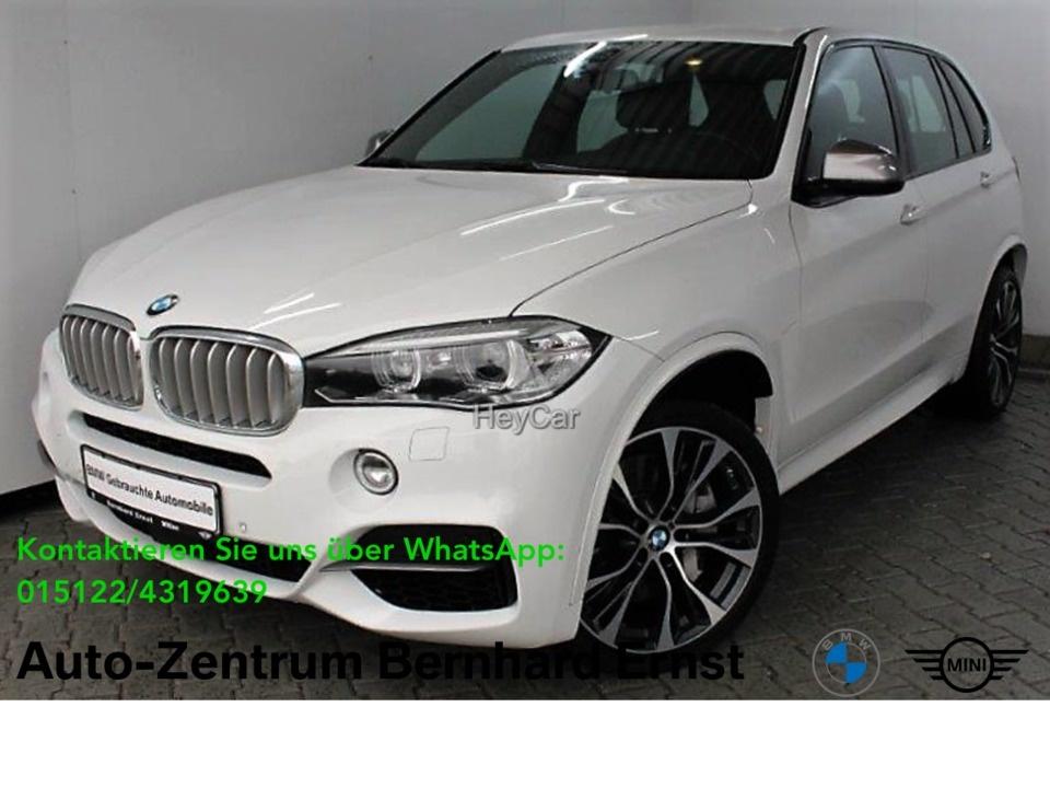 BMW X5 M50d M Sportpaket Navi Prof. Sport Aut. Xenon, Jahr 2018, Diesel