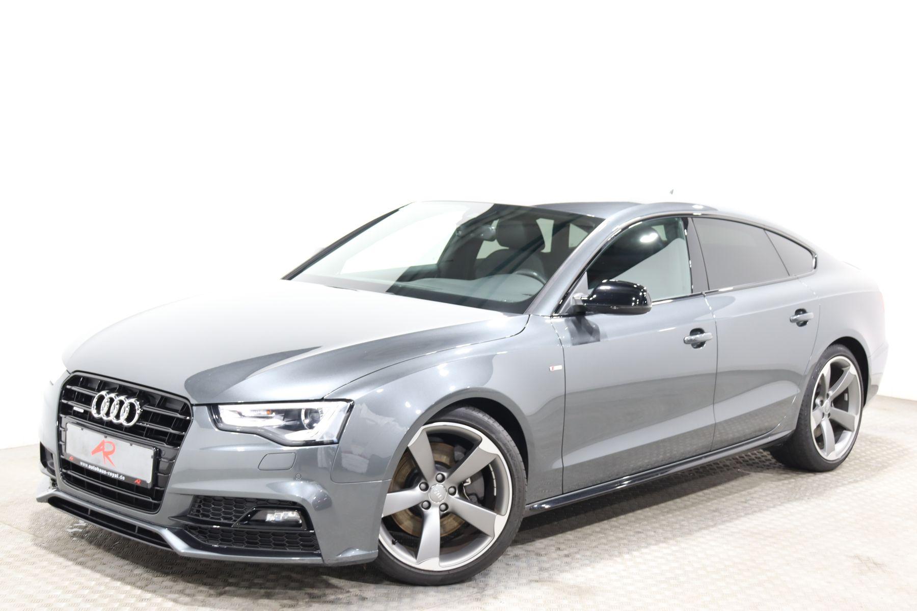 Audi A5 SB 3.0 TFSI qu 3x S LINE BANG+O,ACC,KEYLESS, Jahr 2014, Benzin