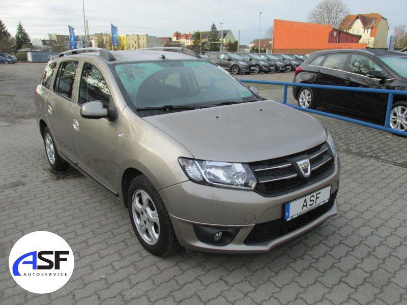 Dacia Logan MCV Prestige #PDC #Klima #uva, Jahr 2015, Benzin