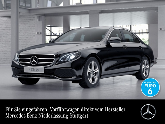 Mercedes-Benz E 220 d AVANTG+LED+9G, Jahr 2021, Diesel