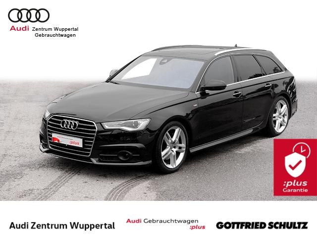 Audi A6 Avant 3.0TDI PANO STDHZG ACC MEMORY LANE S-LINE S line, Jahr 2017, Diesel