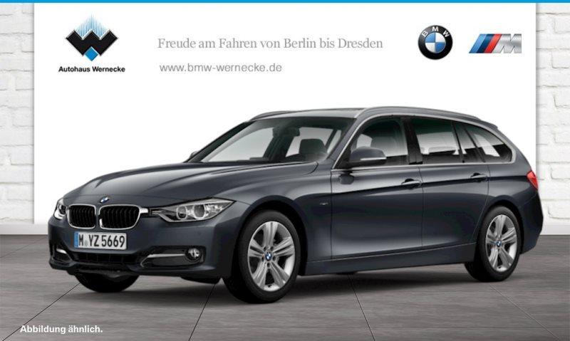 BMW 318d xDrive Touring Sport Line Xenon Pano.Dach, Jahr 2014, Diesel