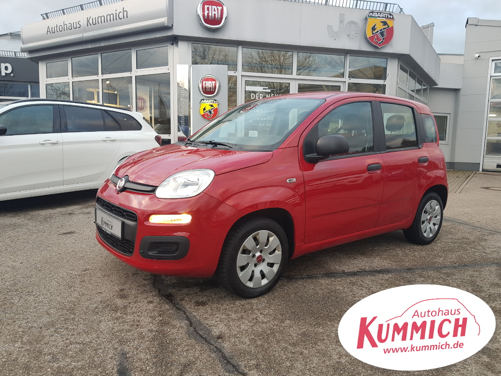 Fiat Panda Pop 1,2 69PS Euro6, Klima, Jahr 2015, Benzin