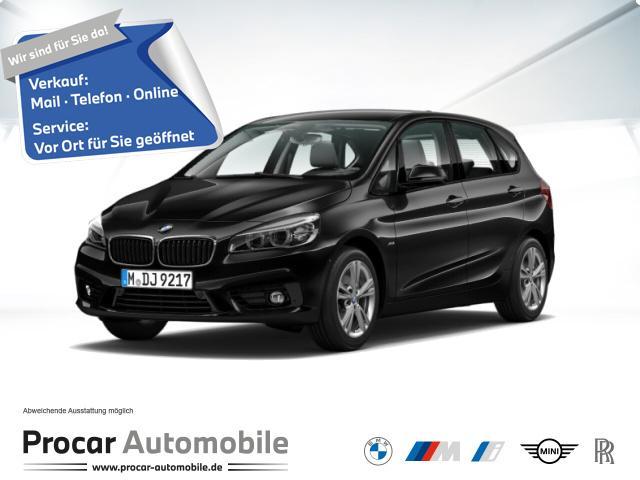 BMW 218 Active Tourer Sport Line Aut Nav LED Shz, Jahr 2018, Benzin