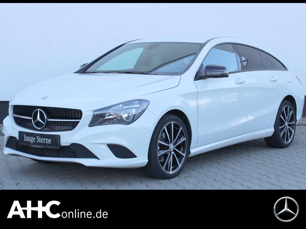 Mercedes-Benz CLA 180 Shooting Brake URBAN+NAVI+NIGHT+KAMERA.., Jahr 2015, Benzin